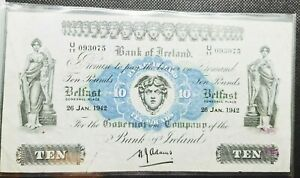 1942 Bank Of Ireland Northern