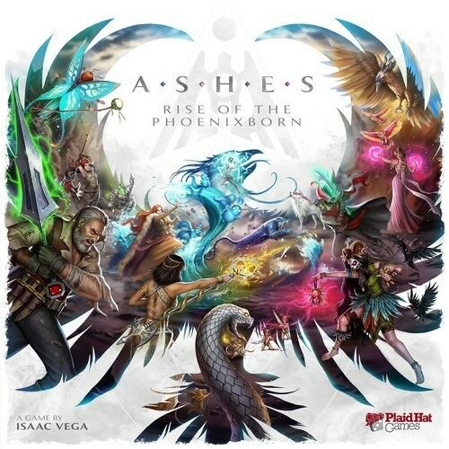 Ashes  Rise of the Phoenixborn  NEW