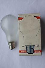 Pack 10 Osram Incandescent 150w BC B22 Bayonet Cap Pearl Bulbs Lamps Made Italy