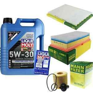 Inspektionskit-filtro-liqui-Moly-aceite-5l-5w-30-para-toyota-iq-kgj1-ngj1-1-4