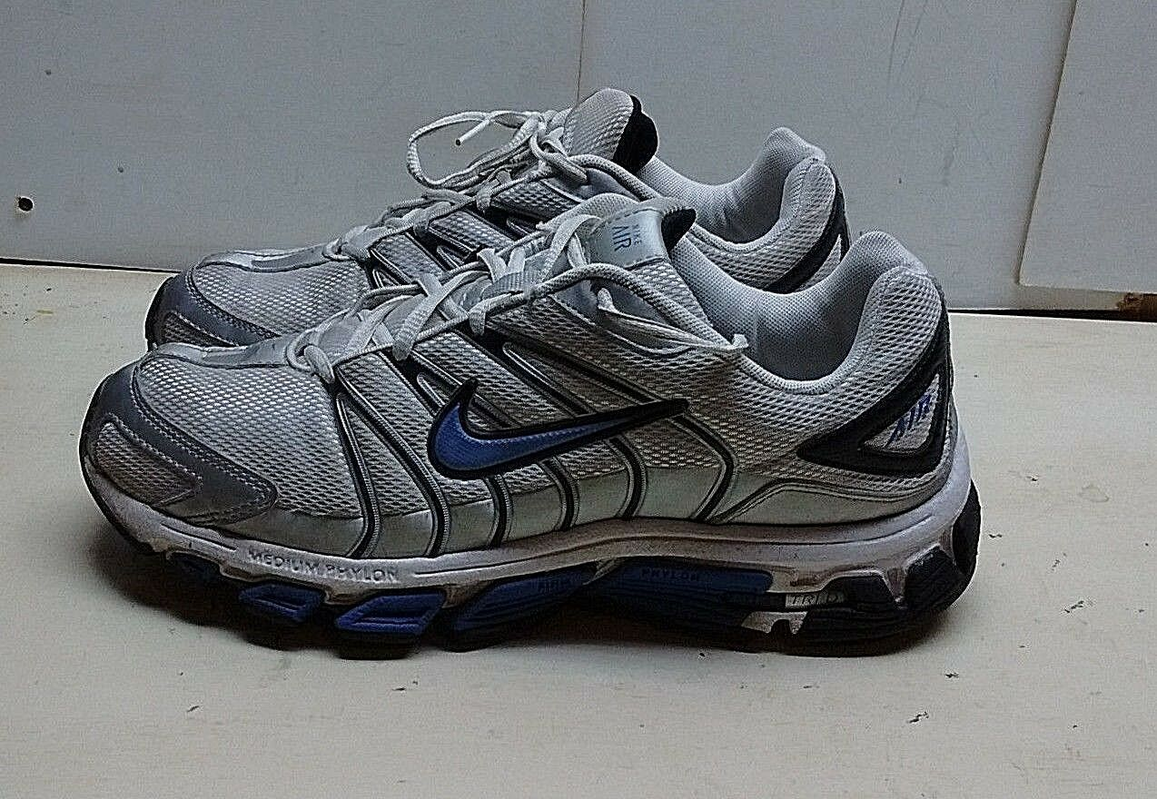 c242ed95a1d6 Nike Air Tri- D BRS 1000 Men Gray Sneaker Athletic Athletic Athletic  Running Hiking Shoes