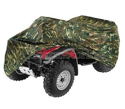 Camo ATV Quad Bike Dust Cover For Polaris Sportsman 500 570 800 850 Ranger XXXL