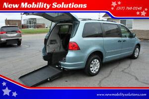 2009-Volkswagen-Routan-S-4dr-Mini-Van