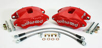 68 69 70 Chevy C10 Truck Wilwood D52 Aluminum Calipers