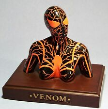 MARVEL COMICS CHARACTER VENOM BUST MAY PARKER EARTH X  FIGURINE LIMITED EDITION