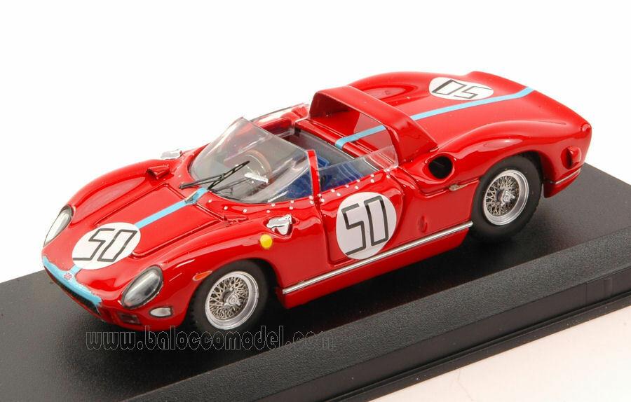 Ferrari 330 P  50 Winner Trofeo Bettoia Monza 1964 L. Sautofiotti 1 43