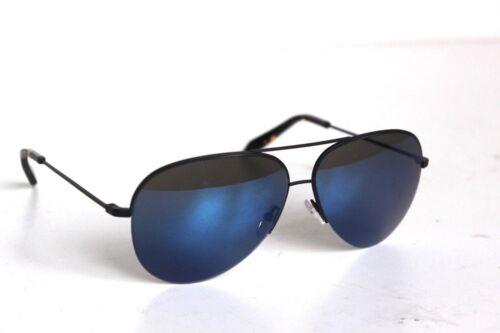 VICTORIA BECKHAM CLASSIC CAT3 Occhiali da sole Aviator VBS1 C4 Blu Argento