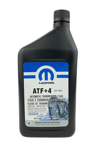 mopar 68218057ab atf 4 automatic transmission fluid 1. Black Bedroom Furniture Sets. Home Design Ideas