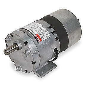 DAYTON 1LPN6 AC Gearmotor,7 rpm,TEFC,115V