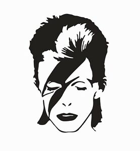 David-Bowie-Music-Band-Die-Cut-Car-Decal-Sticker-FREE-SHIPPING