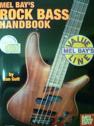 Rock Bass Handbook Compact Disc