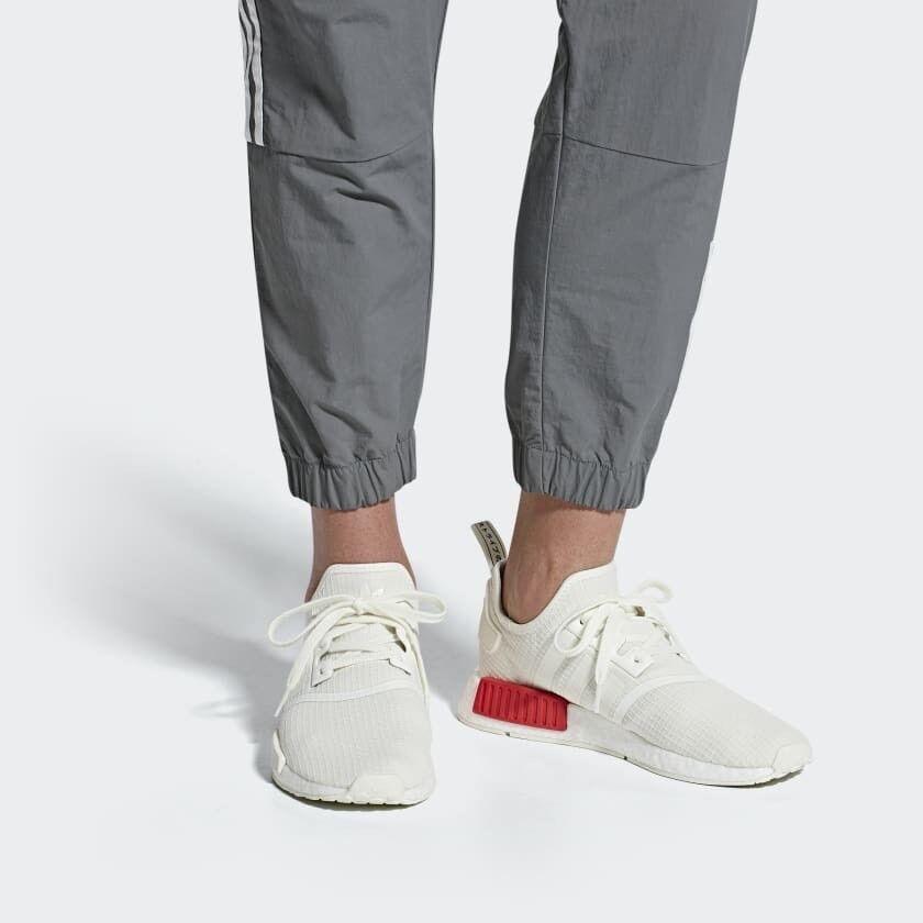 Adidas NMD R1 White 8 US Mens