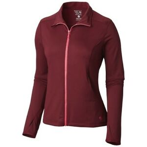 Mountain-Hardwear-Butter-Full-Zip-Jacket-Women-039-s-CHECK-FOR-SIZE-AND-COLOR