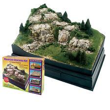 Woodland Scenics [WOO] Mountain Diorama Kit SP4111 WOOSP4111
