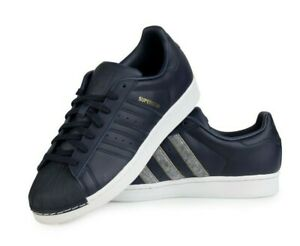 adidas blu superstar