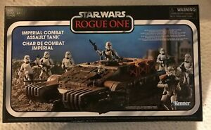 Star Wars The Vintage Collection Imperial combat char d/'assaut