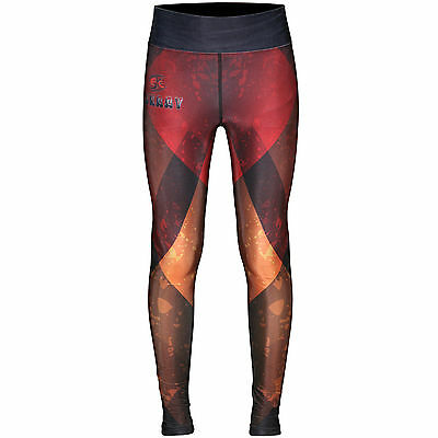 Women Compression Pants Running Tights Pro Combat Compression Tights Base Layer