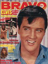 BRAVO 1980 Nr. 6: Elvis / Scorpions / Amityville Horror / Tim Curry-Poster