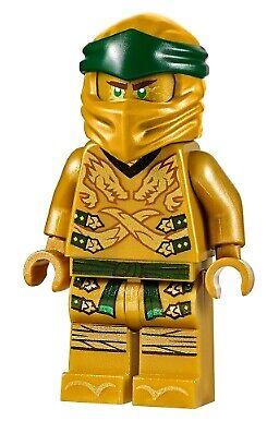 Minifigs 70666 Ninjago LEGO® njo499 Golden Ninja Lloyd