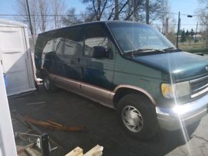 Certified 1995 Ford club wagon
