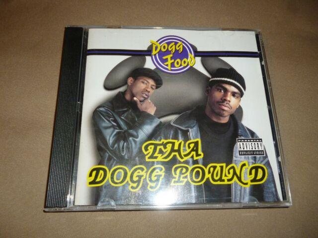 Tha Dogg Pound Dogg Food Death Row Records * CD