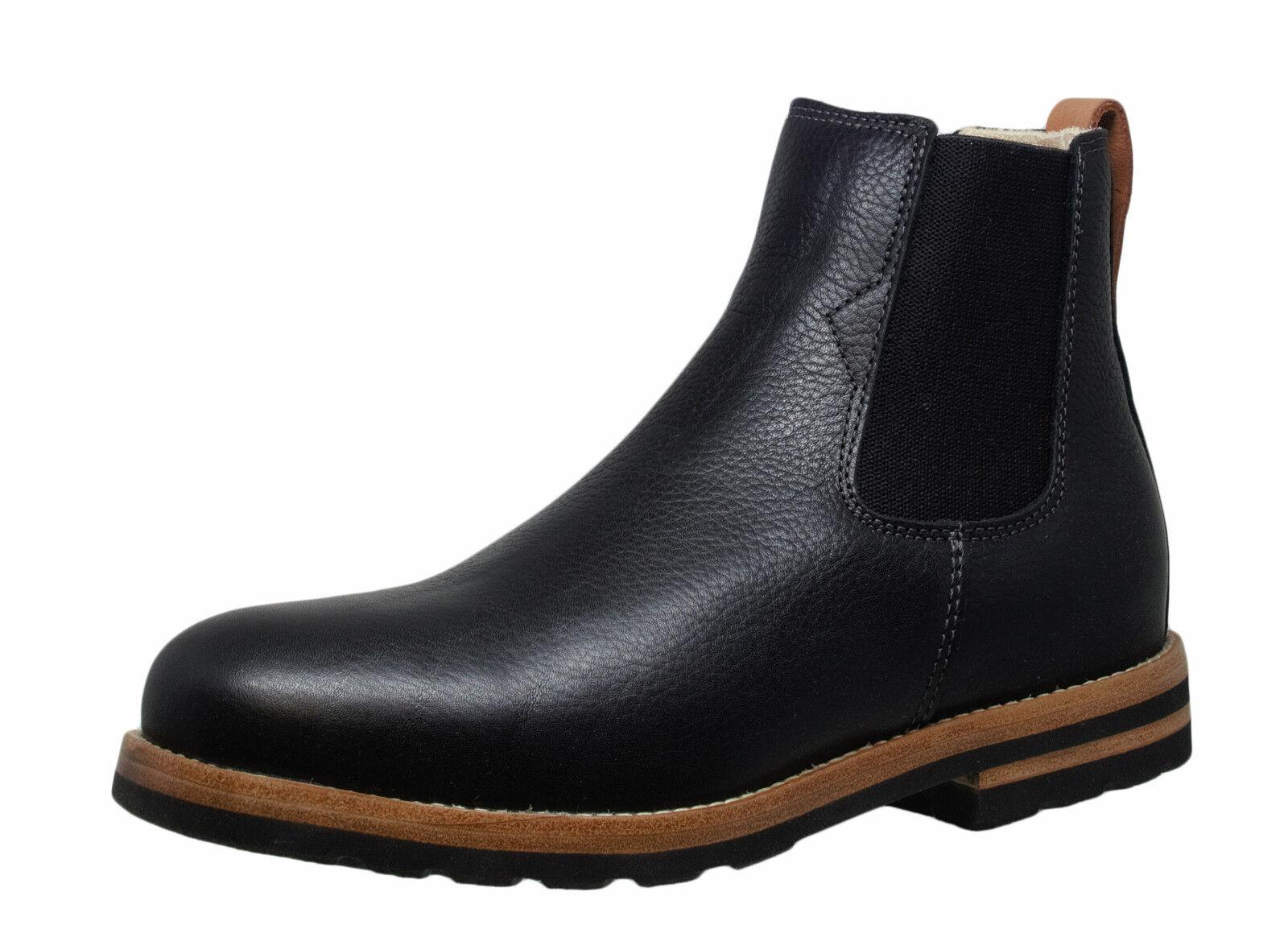 Kavat H W 2018 Mastad Mastad Mastad Chelsea Stiefel Stiefel Leder schwarz Gr. 36 - 41 Neu 9a1c83