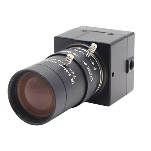 960P AR0130 1//3 CMOS Low Light 0.01Lux 5-50mm Varifocal Lens Surveillance Camera