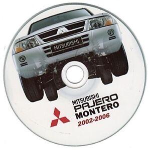 Mitsubishi-Pajero-Montero-2002-06-manual-de-taller-workshop-manual