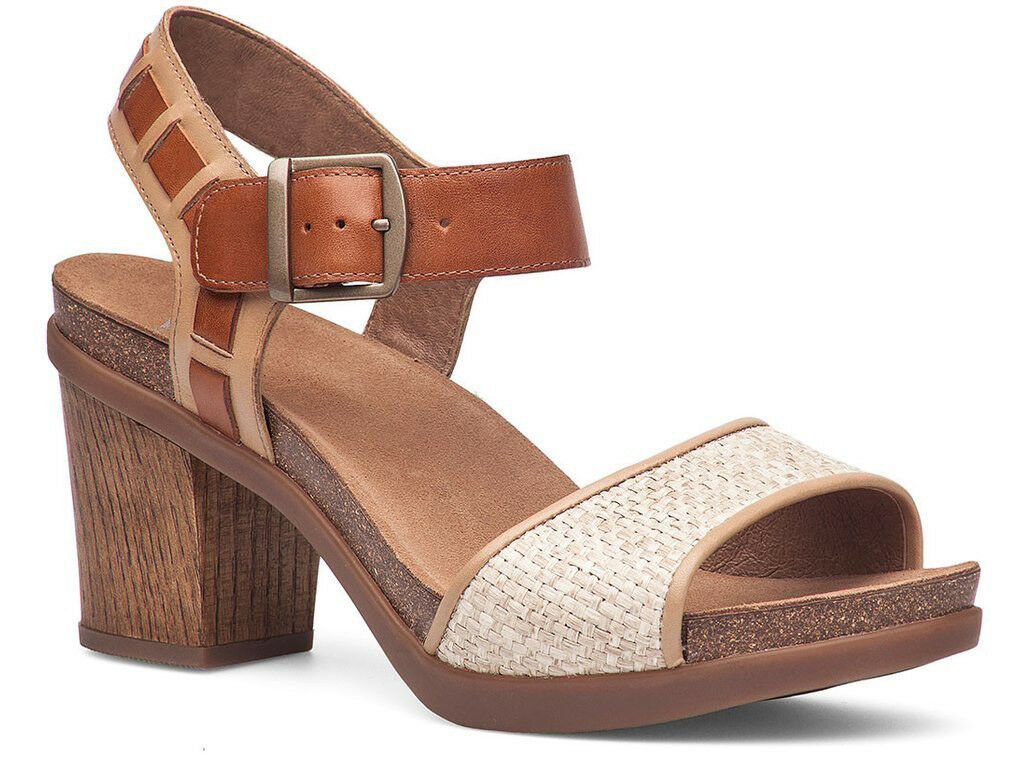 FRANCO SARTO Womens 'Harmon' Brown Suede Leather Strappy Sandals Sz 7 M