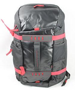 8f5d4578590b3 Das Bild wird geladen HP-15-6-Zoll-Odyssey-Rucksack-schwarz-rot-