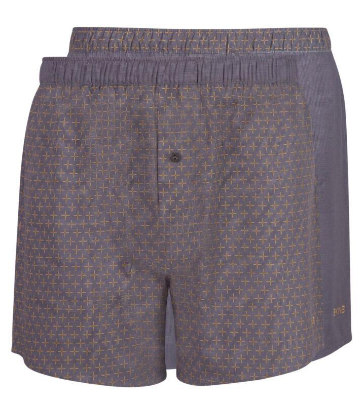 2er Pack Skiny Herren Boxer Shorts Web Boxershorts 86705 Ehemalige Uvp 29,99€