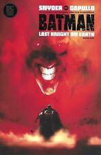 Batman Last Knight on Earth #1 Variant Jock DC Black Label Greg Capullo 052919