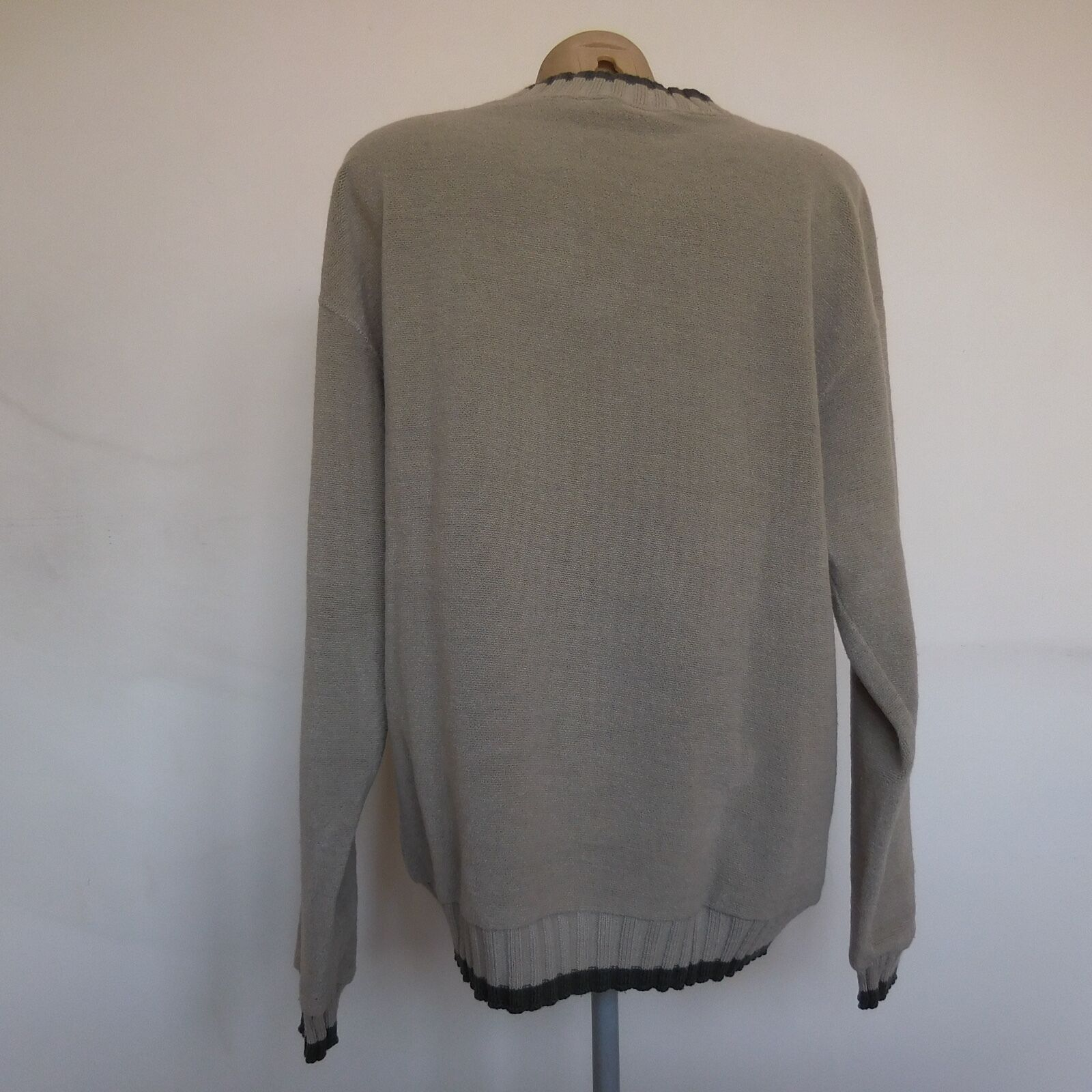 Pull SPORT BY BY BY ZARA authentique vintage MADE IN PORTUGAL 97bcf6