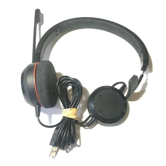 Jabra Evolve 75 Duo Wireless Headset Skype For Business: Jabra Evolve 20 Hsc016 UC Voice 750 MS USB Headset For