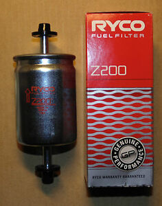 Z200 RYCO Fuel Filter for Nissan 300ZX Patrol Holden