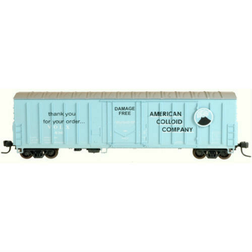 45/' Corrugate Containers Tropical 45 2-Pak #1 N Scale Con-Cor 444103
