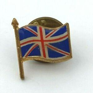 Drapeau Royaume-Uni (pin's) British flag pin
