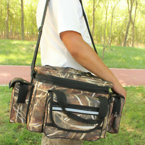 Fishing-Bag-Carryall-Large-Capacity-Bag-bait-Tackle-Bag-Pack-Holdall-Waterproof