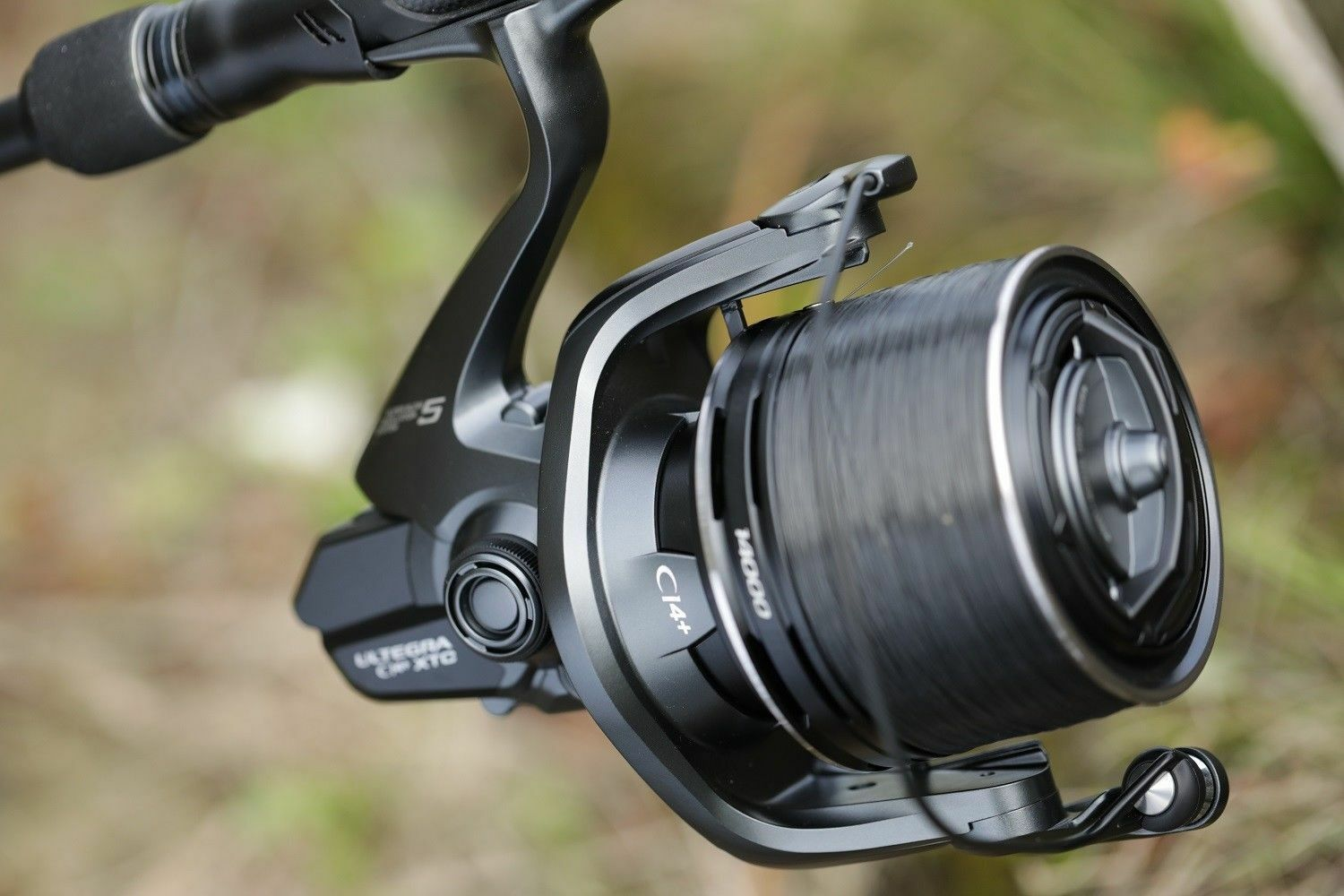 Shimano Ultegra CI4 14000 Reel Big Pit Reels SpeciSie Carp Fishing