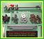 M8 x 110-200mm Bed//Bunk Bolts HALF MOON Nuts//All-thread//Sleeve//Dowels. Pk 4-8