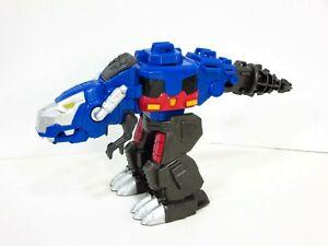 Playskool-Transformers-Rescue-Bots-Optimus-Prime-T-Rex-4-5-034-Dinosaur-Dinobot