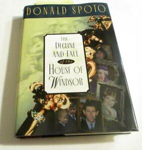 The Decline and Fall of the House of Windsor Hardcover SPOIO-ORG 27