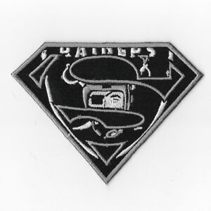 Oakland-Raiders-Iron-on-Patch-Embroidered-Patches-Applique-Badge-TA-Emblem-FA