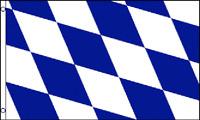 2x3 German Bavaria Plain Blue And White Bavarian Beer Flag 2'x3' House Banner