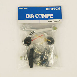 DIA-COMPE AD996 Hombre Barrel Polishing BMX Center Pull Rear Brake