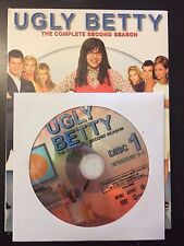 Ugly Betty - Season 2, Disc 1 REPLACEMENT DISC (not full season)