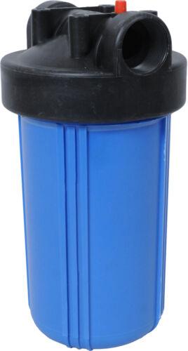 Big Blue 10x 4,5 Zoll Wasserfilter Gehäuse Filtergehäuse Hausfilter Vorfilter