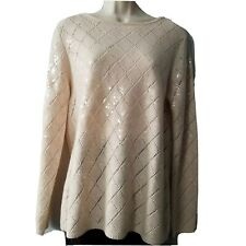 Magaschoni Cashmere Sweater Sz M for sale online | eBay
