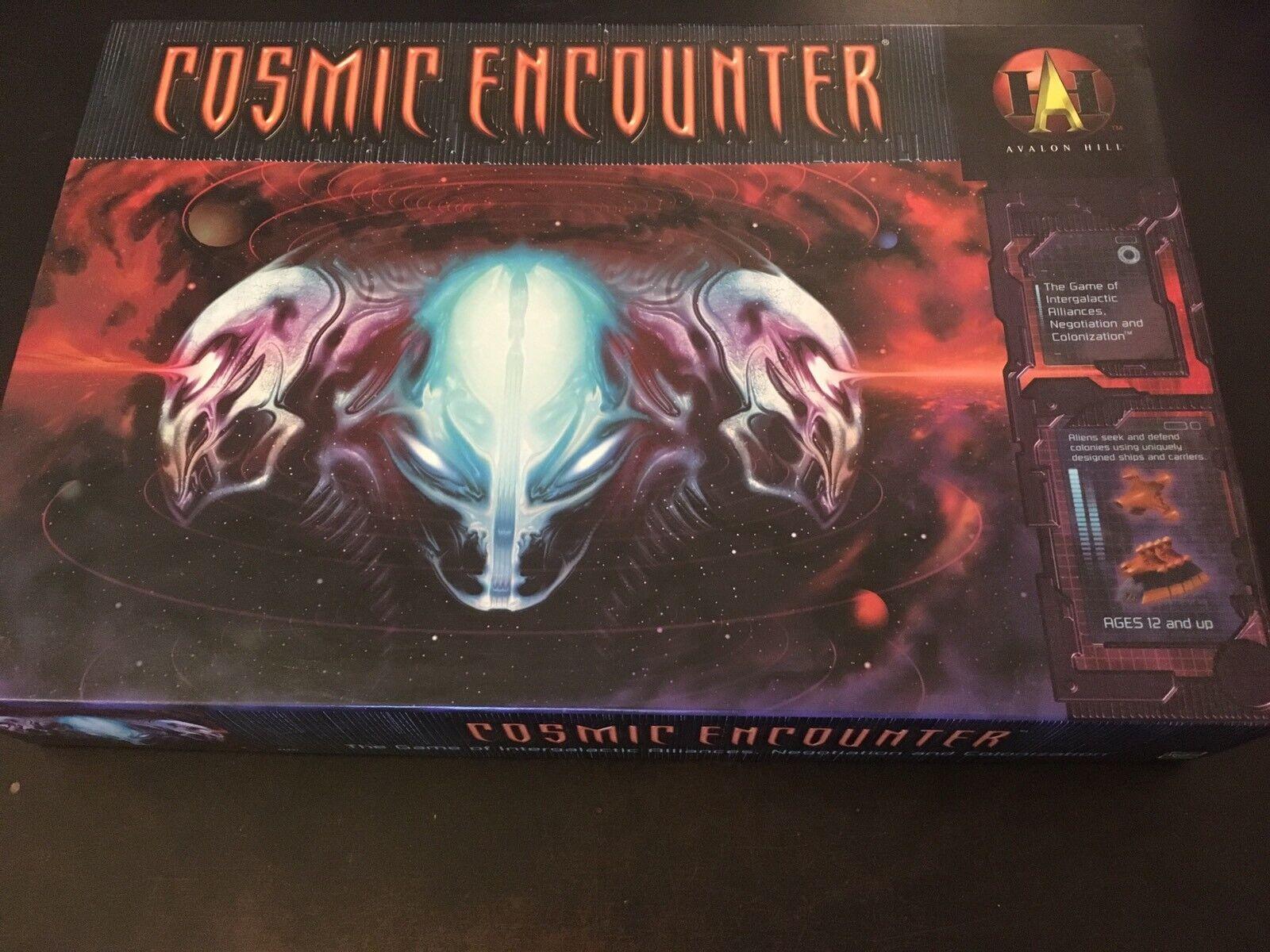 Cosmic Encounter. Avalon Hill (Hasbro). Brand New Collector 2000