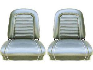 1963 Falcon Futura Hardtop Front Bucket Seat Upholstery